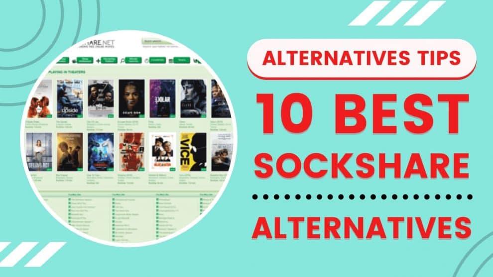 10 Best SockShare Alternatives