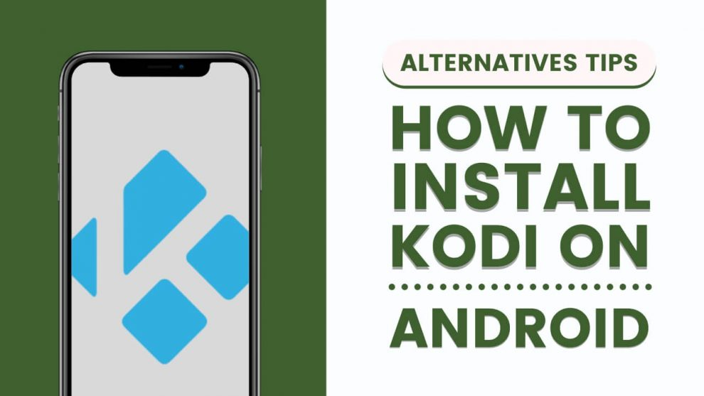 How To Install Kodi On Android-AT