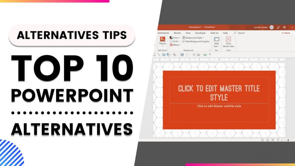 Top 10 PowerPoint Alternatives in 2020