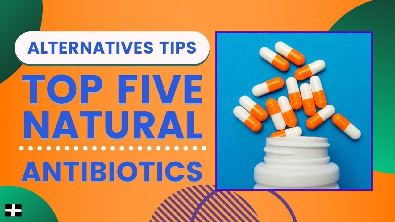 Top 5 Natural Antibiotics and Possible Alternative to Antibiotics