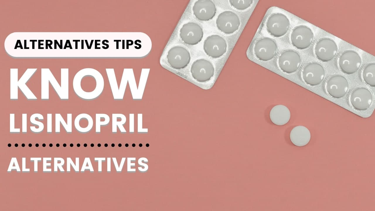 Are there any Lisinopril Alternatives