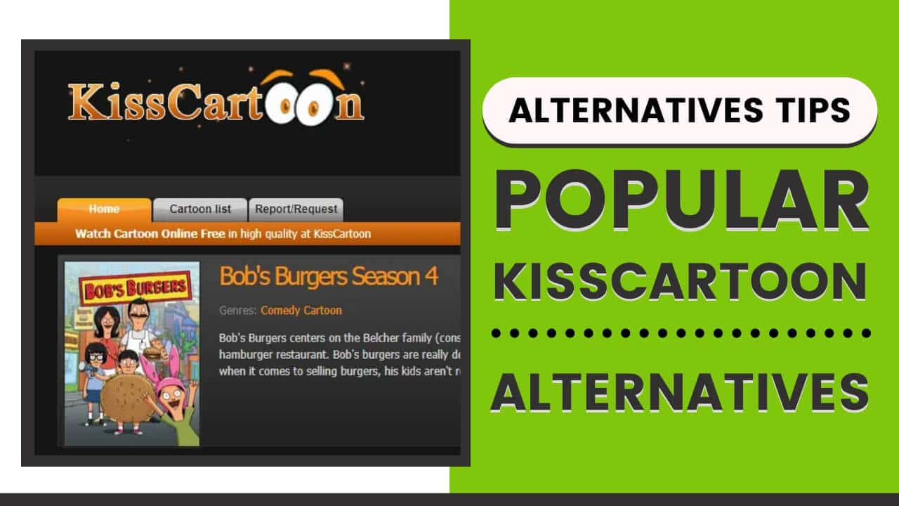 Popular Alternative Sites of KissCartoon
