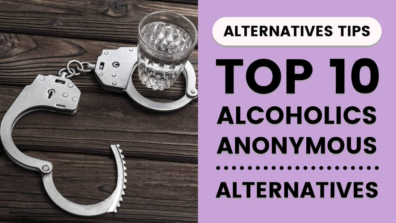 Top 10 Alternatives to Alcoholics Anonymous in 2020