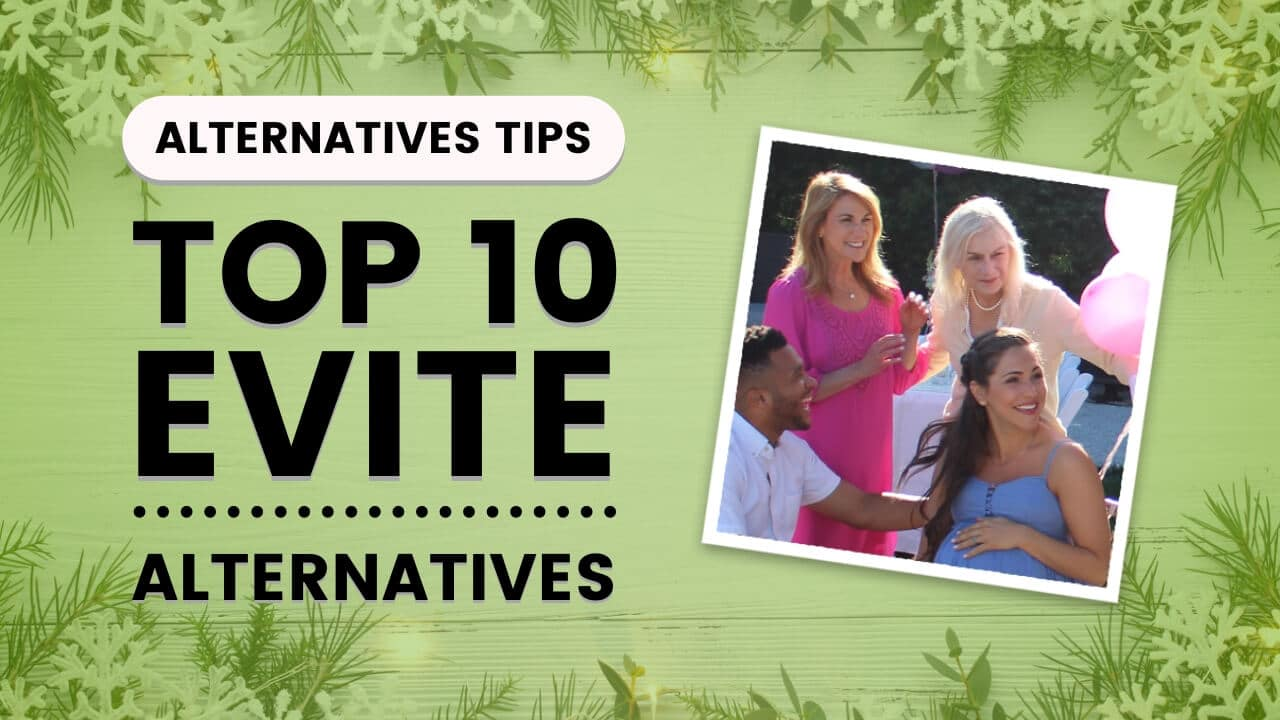 Top 10 Evite Alternatives of 2020